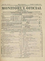 Château de Landreville -  Monitorul Oficial al României. Partea 1, no. 016, year 109