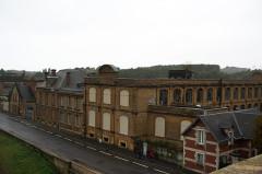 """Ancienne usine métallurgique """" La Macérienne """" -"""