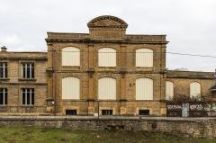 """Ancienne usine métallurgique """" La Macérienne """" - German amateur photographer, wikipedian and mathematician"""