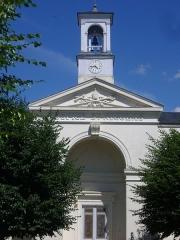 Hospice Saint-Nicolas - Français:   Hospice Saint-Nicolas deTroyes (Aube, France): façade de la chapelle