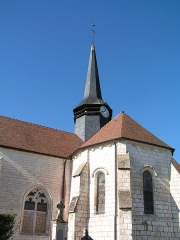 Eglise Saint-Martin d'Isle - This building is indexed in the Base Mérimée, a database of architectural heritage maintained by the French Ministry of Culture,under the reference PA10000025 .