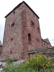 Ancienne grange monastique de Ruffepeyre - Français:   Grange monastique de Ruffepeyre