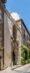 Ancienne église Saint-Jacques - English: Saint James church in Villefranche-de-Rouergue, Aveyron, France