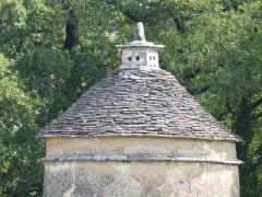 Pigeonnier du Foirail - Français:   Pigeonnier du Foirail (Inscrit)