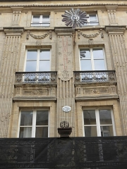 Immeuble dit Hôtel du Cadran - This image was uploaded as part of Wiki Loves Monuments 2012.