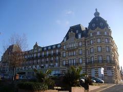 Ancien Grand Hôtel -