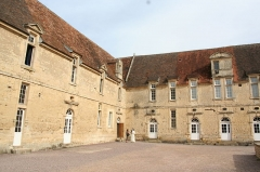 Ancien manoir de la Mare - This building is indexed in the Base Mérimée, a database of architectural heritage maintained by the French Ministry of Culture,under the reference PA14000020 .