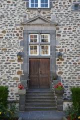 Ancien évêché, actuellement mairie et musée - Palais épiscopal de Saint-Flour , Cantal, France