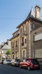 Villa Suzanne - English: Villa Suzanne in Aurillac, Cantal, France
