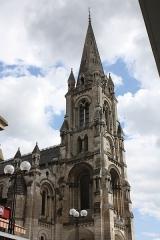 Eglise Saint-Martial - Français:   Église Saint-Martial