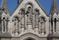 Eglise dite chapelle Notre-Dame d'Obézine (ou de Bézines) - French sculptor