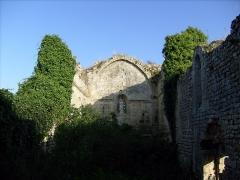 Eglise Notre-Dame de Monthérault -  L'église de Monthérault