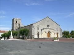 Eglise Saint-Thomas -  Eglise de Saint-Thomas de Cônac