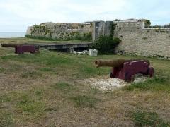 Redoute dite Fort de l'Aiguille - Français:   Fort l\'Eguille (ou Fort de l\'Aiguille) Fouras Charente Maritime France