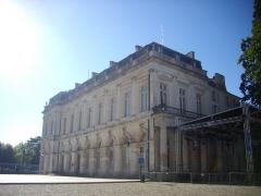 Ancien palais archiépiscopal, devenu Hôtel de ville - Français:   Ancien palais archiépiscopal de Bourges (Cher, France)