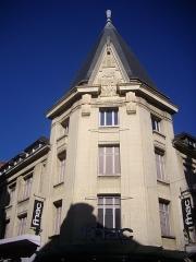 Ancien grand magasin Aux Nouvelles Galeries - Français:   Commerce \