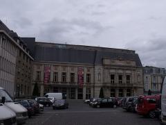 Théâtre - Español: Teatro de Saint-Brieuc