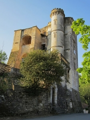 Château de Monclar - This building is indexed in the Base Mérimée, a database of architectural heritage maintained by the French Ministry of Culture,under the reference PA24000063 .