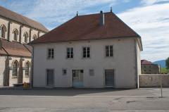 Presbytère de Remoray - Français:   Remoray-Boujeons - Presbytère