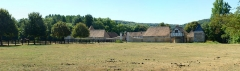 Manoir de Mailloc - Français:   Manoir de Mailloc Cailly sur Eure  PA27000004  http://www.culture.gouv.fr/public/mistral/merimee_fr?ACTION=CHERCHER&FIELD_1=REF&VALUE_1=PA27000004