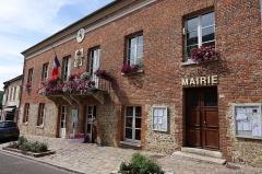 Ancien bailliage et prison, actuel hôtel de ville - Français:   Mairie de Lyons-la-Forêt, Eure, France