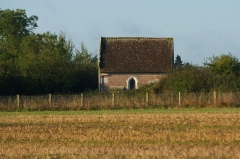 Chapelle des Minières - This building is indexed in the Base Mérimée, a database of architectural heritage maintained by the French Ministry of Culture,under the reference PA27000025 .