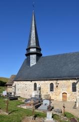 Eglise paroissiale Saint-Martin - Français:   Église de Bézu-la-Forêt, Eure, Normandie, France