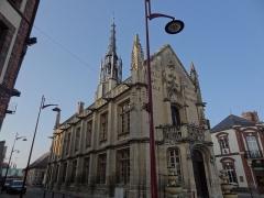 Mairie - Français:   Mairie de Breteuil
