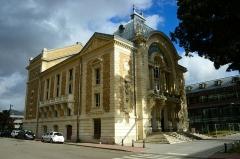 Théâtre municipal -  Théâtre municipal d'Évreux.