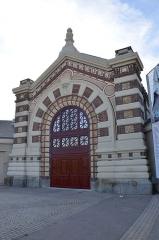 Ancien arsenal des pompiers - Français:   Arsenal des pompiers (Inscrit)