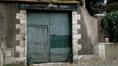 Ateliers de fabrication de vitraux, dits Ateliers Lorin - Français:   Ateliers Lorin, 46 rue de la Tannerie 1bis boulevard du Maréchal-Foch (Inscrit, 1999)