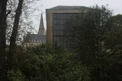 Ateliers de fabrication de vitraux, dits Ateliers Lorin - Français:   ateliers Lorin, entrée 1bis boulevard du Maréchal-Foch, Chartres, Eure-et-Loir (France).