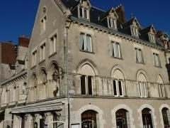 Maisons canoniales - Français:   Maison canoniale 6 cloître Notre Dame à Chartres