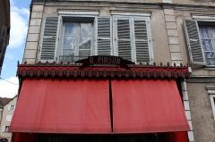 Boucherie Pinson - Français:   Boucherie Pinson, 4 rue du Soleil-d\'Or à Chartres.