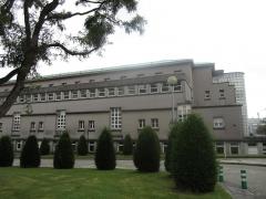 Hôpital Augustin-Morvan, actuellement Centre hospitalier universitaire - Hôpital Augustin-Morvan, Brest