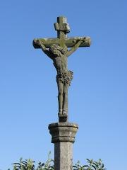 Croix de Kergompez - Français:   Détail de la Croix de Kergompez en Saint-Pol-de-Léon (29).