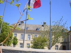 Ancien évêché (hôtel de ville) - Français:   La mairie de St Pol de Léon