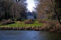 Domaine de Kernévez - Français:   Château dans le domaine de Kernévez à Saint-Pol-de-Léon.