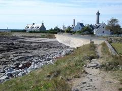 Phares de la pointe de Penmarc'h - English: Vuurturens Pointe de Penmarc'h