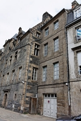 """Maison dite """"Pénanault"""" -  La Maison Pénanault à Morlaix."""
