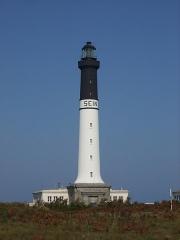 Phare de l'île de Sein - Deutsch: Leuchtturm auf der Île de Sein
