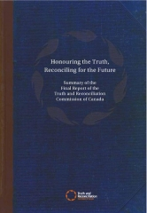 Statue du cardinal Fesch - English: TRC Canada Executive Summary