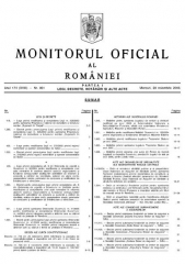 Citadelle Miollis -  Monitorul Oficial, no. 961/2006