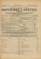 Monument commémoratif de Napoléon Ier -  Monitorul Oficial al României. Partea a 2-a, no. 035, year 117