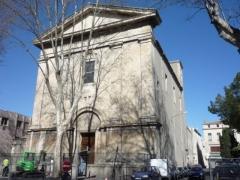 Eglise Saint-Charles - English: Saint-Charles Church, Bd Gambetta, Nîmes, Gard, France