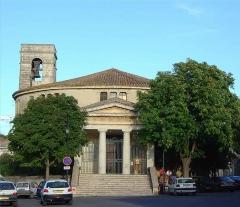 Temple protestant -  Beauvoisin Le Temple 2006  Auteur: R. BENEZET