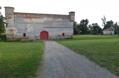 Château Saint-Simon, appelé aussi de Candie - This building is indexed in the Base Mérimée, a database of architectural heritage maintained by the French Ministry of Culture,under the reference PA31000054 .