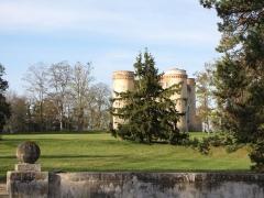 Château - Français:   Château de Castagnac