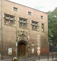Ancien collège des Jésuites de Toulouse - French architect