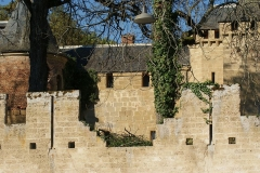 Château - Nederlands:   L\'aile de la comtesse.